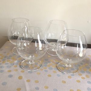 Waterford  Marquis- brandy glasses set of 4